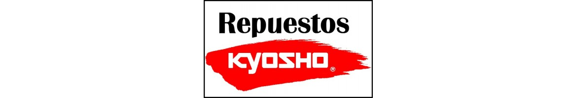 KYOSHO Spare Parts
