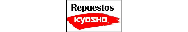 Repuestos para motores nitro Kyosho