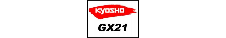 Repuestos para motor Kyosho GX21