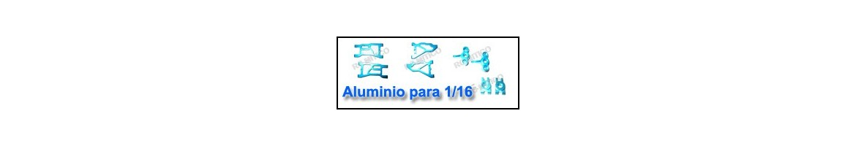 Aluminio para 1/16 - HSP