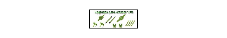 Aluminio para HSP Crawler 1/10 - Pangolin