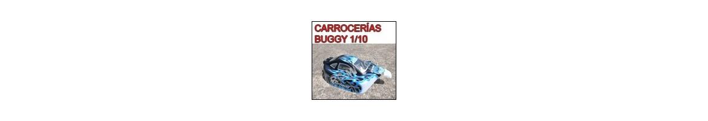 Carrocerias - Carcasasas para Buggy RC 1/10