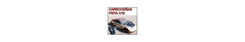 Carrocerias para Racing - Rally Game 1/10 - RC