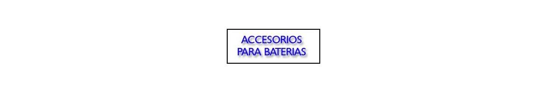 Accesorios para Cargadores y Baterias de Modelismo.