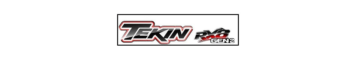 Productos Tekin Team Racing - Redline T8