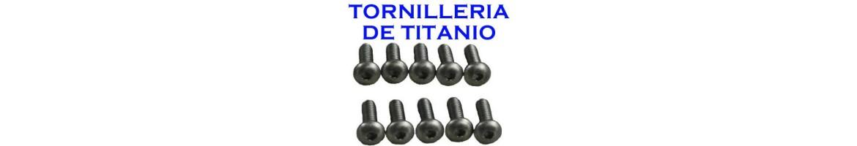 Titanium screws for RC and Hobby