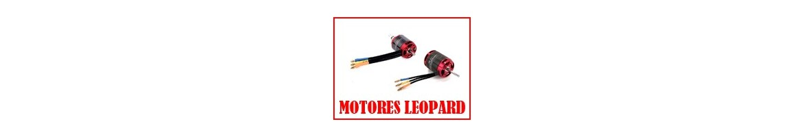 Leopard motors for Drone and Helicopters