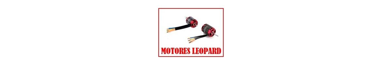 Motores Leopard Hobby para Drones Multicopteros y Helicopteros
