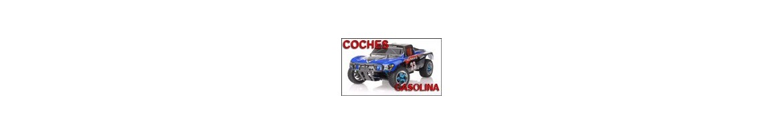 Coches Radiocontrol de Gasolina para Iniciacio o Competicion